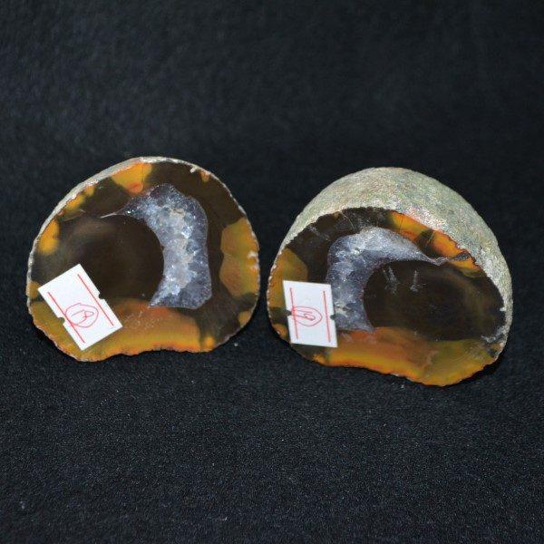 Agate Agate Geode Polished