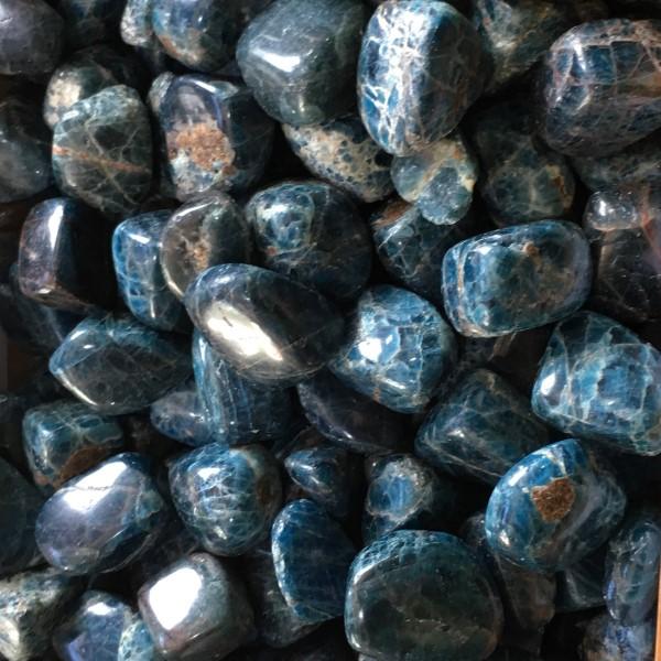 Tumble Stones Apatite Tumble Stone