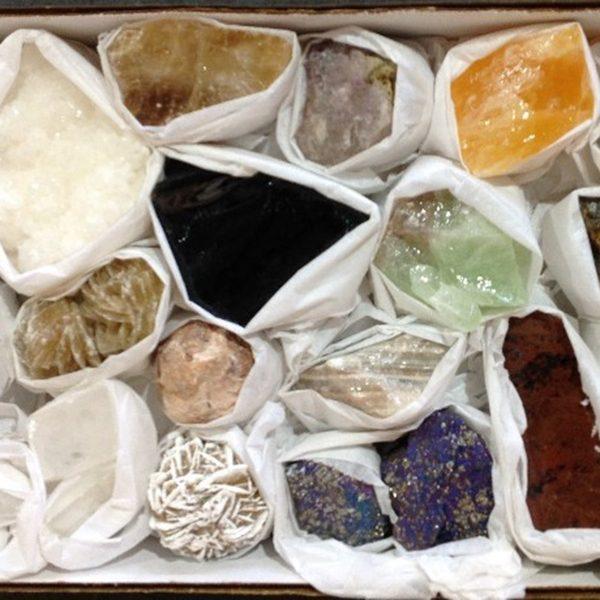 Mineral Specimen Box - Mexican