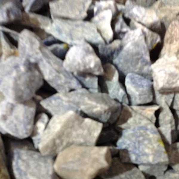 Blue Quartz Chunks