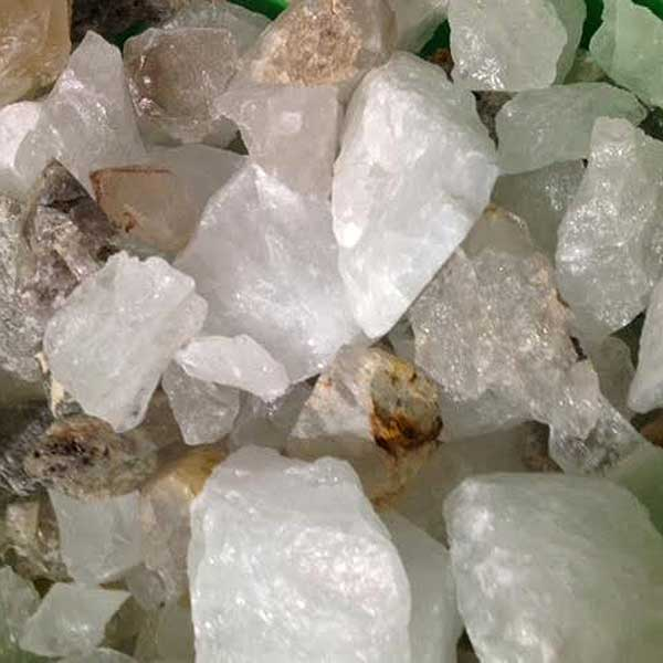 Clear Quartz Chunks