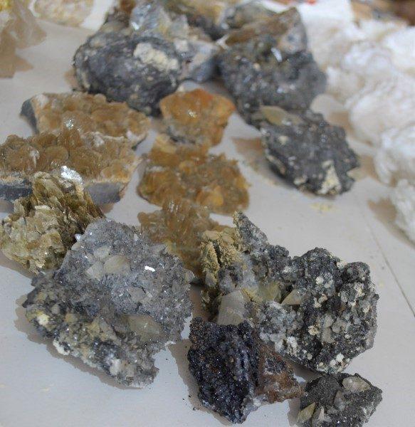 Calcites Calcite San Antonio Mine