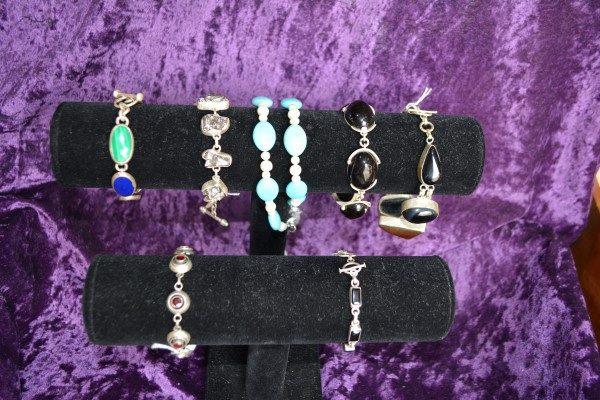Jewellery Bracelet Assorted Stone