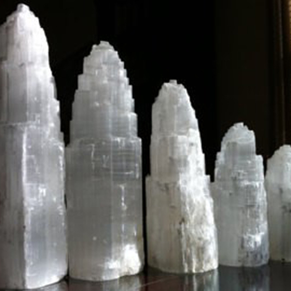Lamps Lamp Selenite Tower