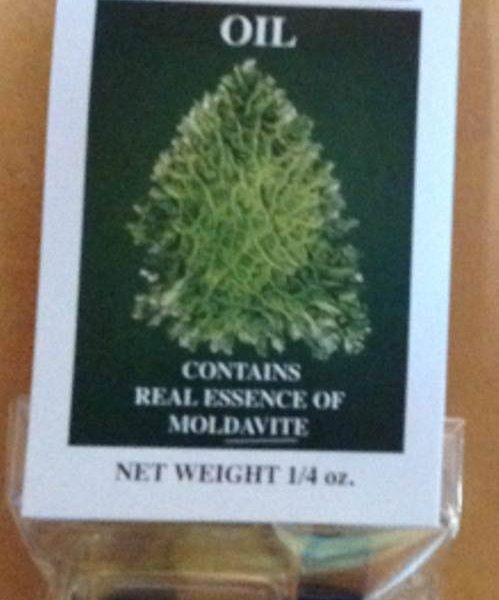 Homeware Moldavite – Oil