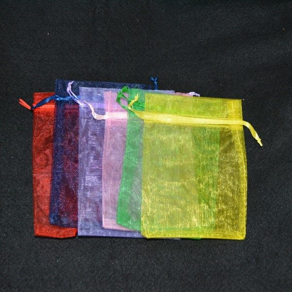 Packaging Organza Bags (10 Pack)