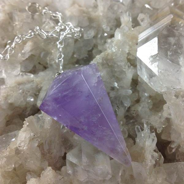 Pendulums Pendulum Amethyst Violet