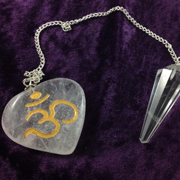 Pendulum Assorted Stone