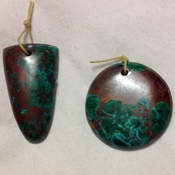 Jewellery Pendant Earthstone