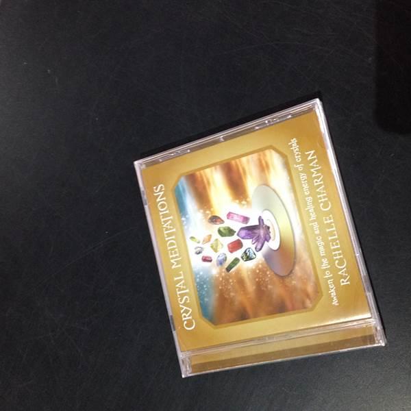 Publications Crystal Meditation CD – Rachelle Charman
