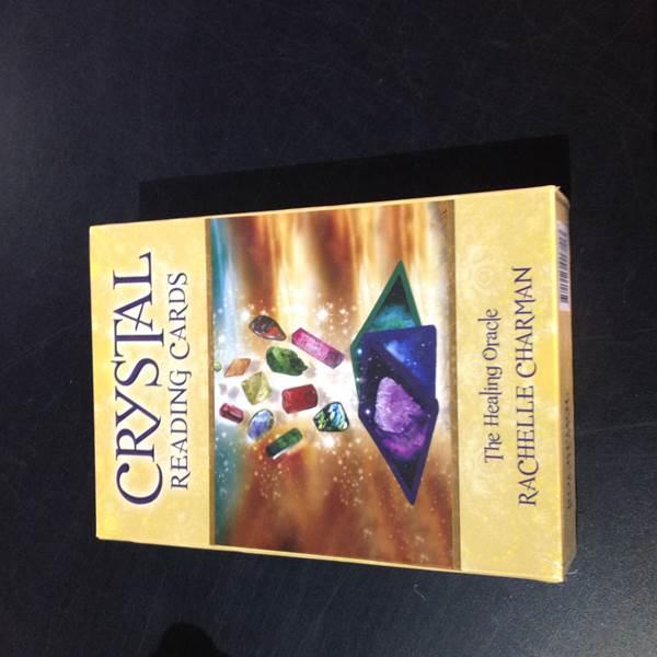 Publications Crystal Reading Cards – Rachelle Charman