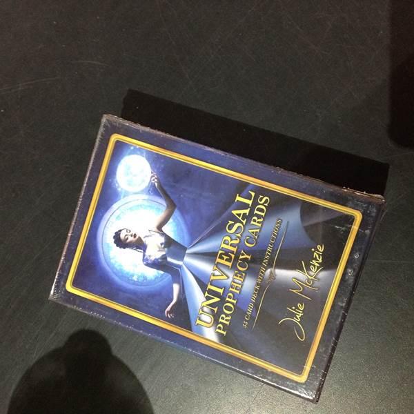 Publications Universal Prophecy CardDeck Julie Mckenzie