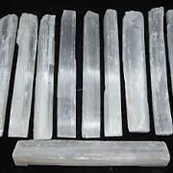 Selenite Rod