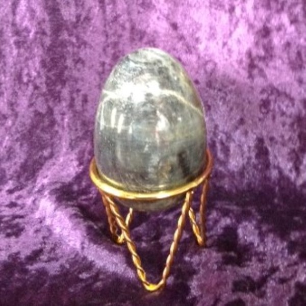 Eggs - by weight Silver Sheen Obsidian Egg