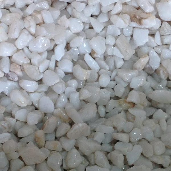 White Agate Chips