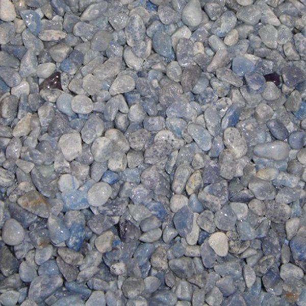 Blue Quartz Chips