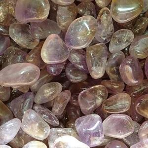 Tumble Stones Ametrine Tumble Stone