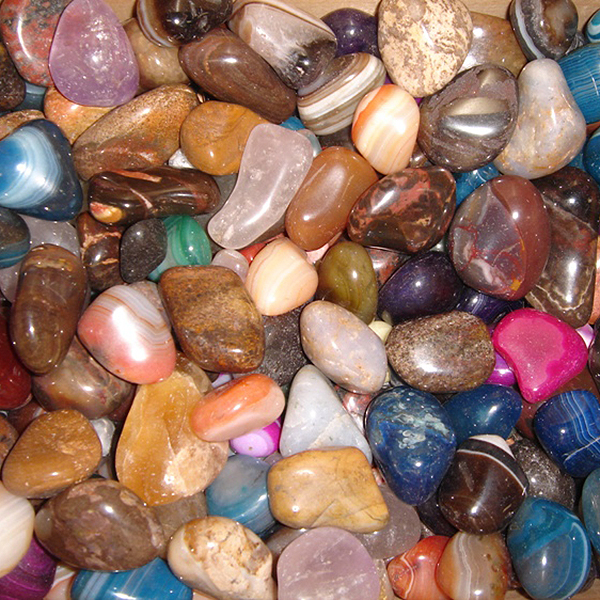 Mixed Tumble Stone
