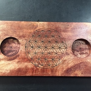 Kits & Geometric Shapes Grid Board – Rectangle